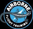 Airborne Flight Training Logo
