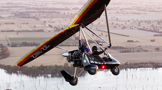 Airborne Flight Training | Microlights